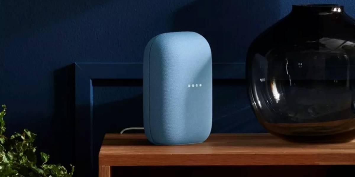 Google confirma su nuevo altavoz inteligente Nest: así funciona