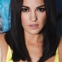 Maite Perroni enamora con un corsé de encaje y transparencias muy sensual