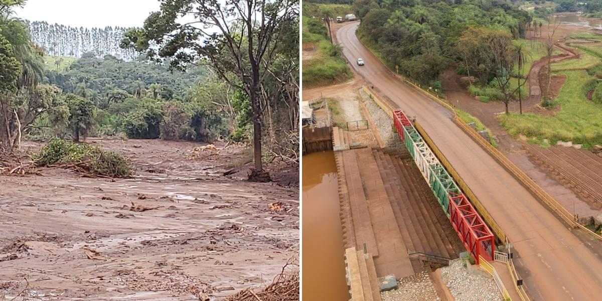 Marco Zero: projeto piloto de recuperação ambiental de Brumadinho