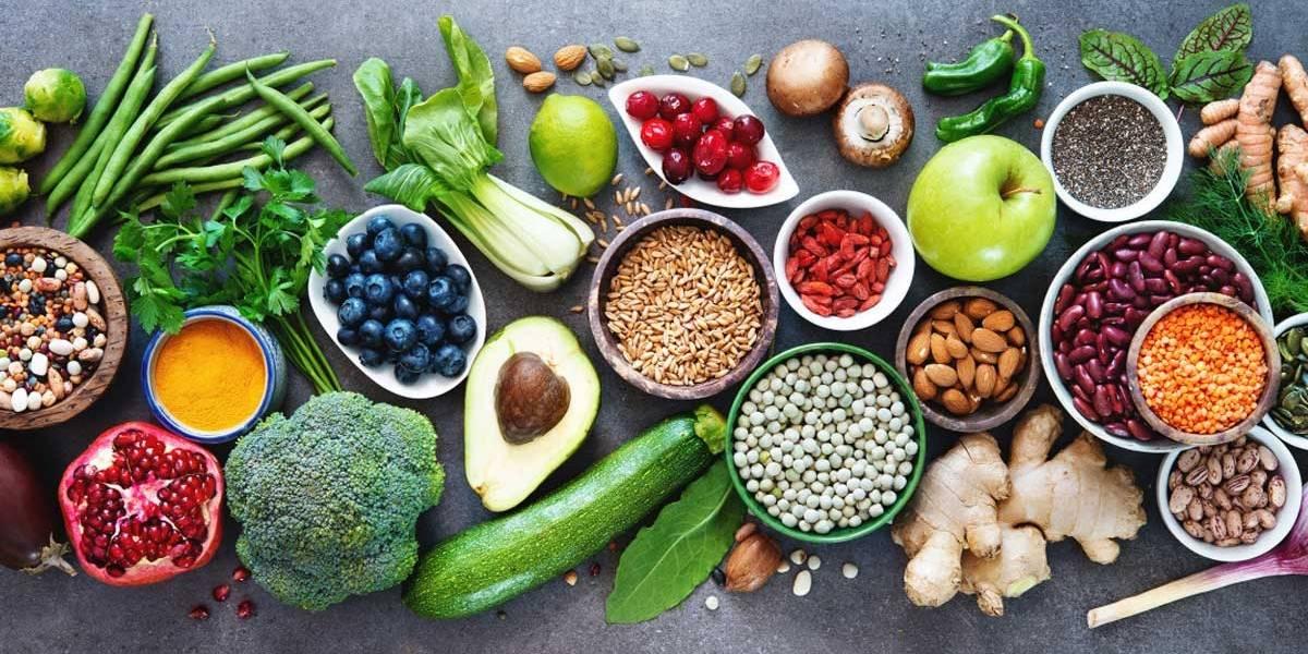 Os alimentos campeões para a saúde e a imunidade