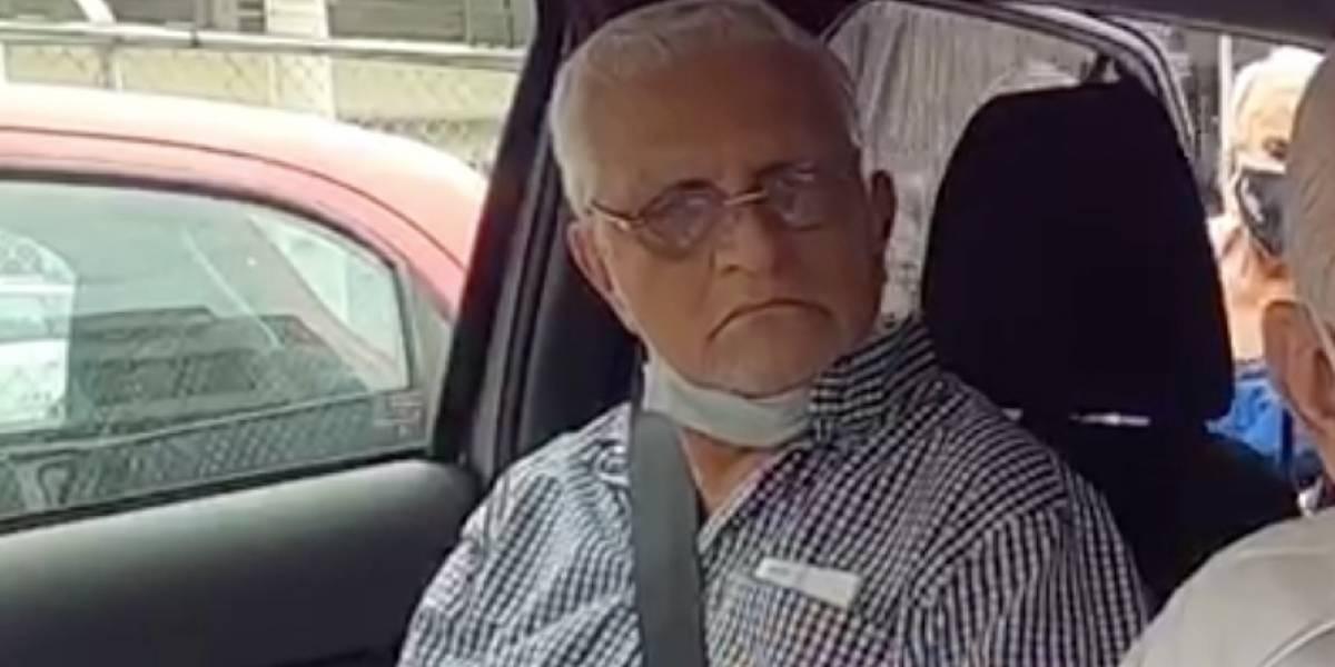 Dictan arresto domiciliario para Alfredo Adum y prisión preventiva para el piloto Franklin Lara