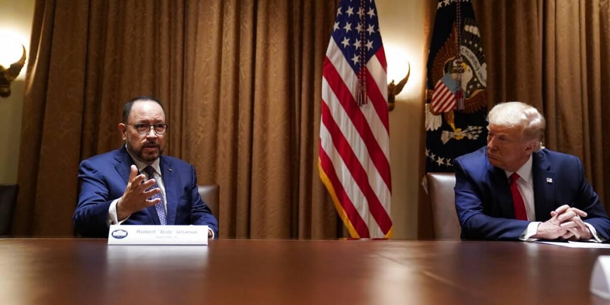 Trump defiende los productos Goya en medio de controversia