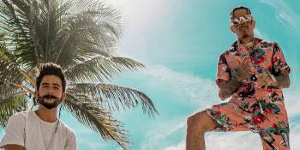 "Rauw Alejandro estrena 'remix' de ""Tattoo"" junto a Camilo"