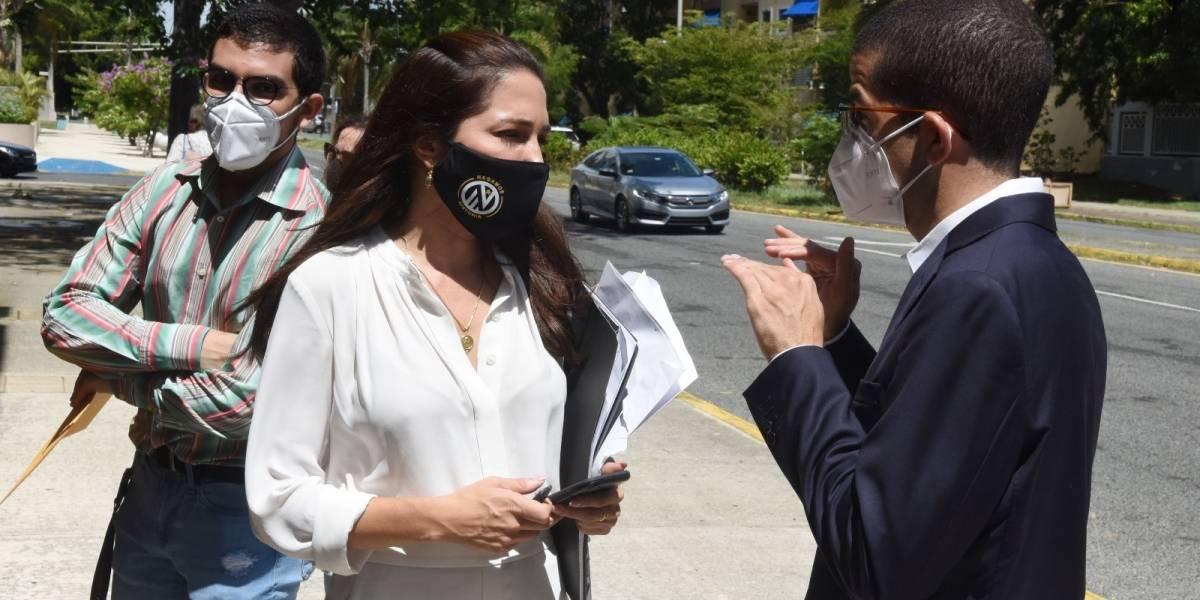 Victoria Ciudadana presenta medida para detener la corrupción gubernamental