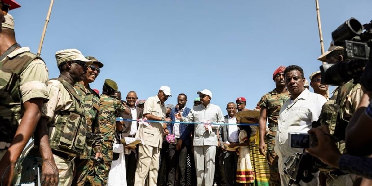 Ethiopia / Eritrea.- Eritrea recalls that the peace agreement with Ethiopia remains unfulfilled two years after the signing