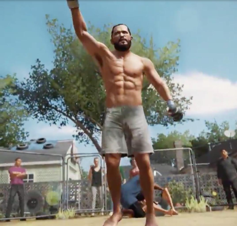 UFC 4 EA