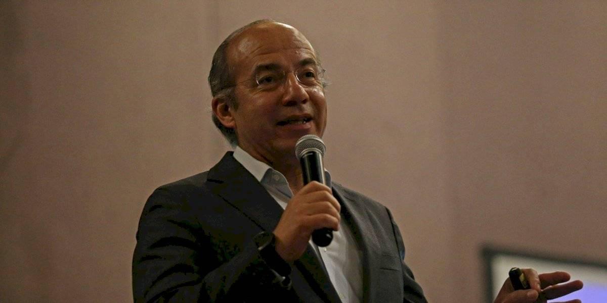 Pide Calderón que gobierno reconozca errores y no culpe a los estados