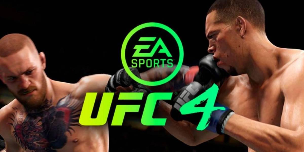 UFC 4 estrena avance en video con fecha de estreno