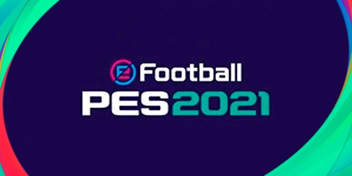 PES 2021 llegará como una actualización de PES 2020 y no como un juego completo