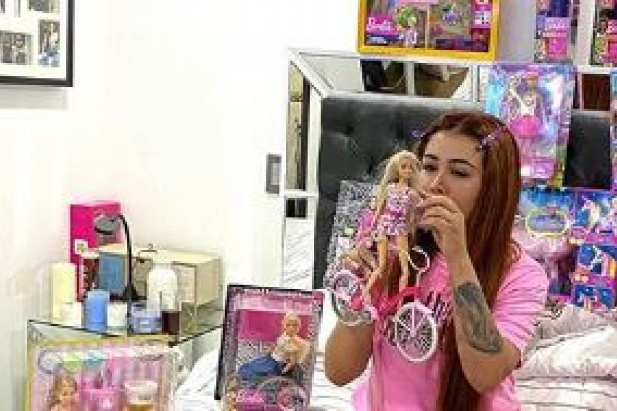 (VIDEO) Así se ve la Barbie al estilo de Yina Calderón
