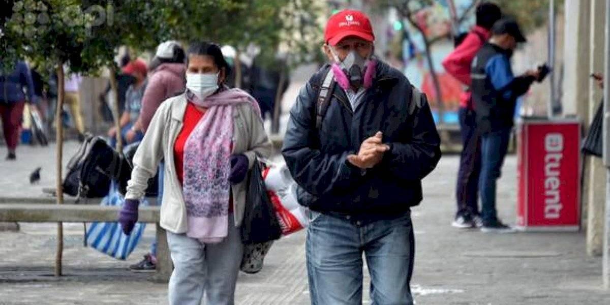 Ecuador bordea 68.000 contagios de coronavirus, con importante alza en Quito