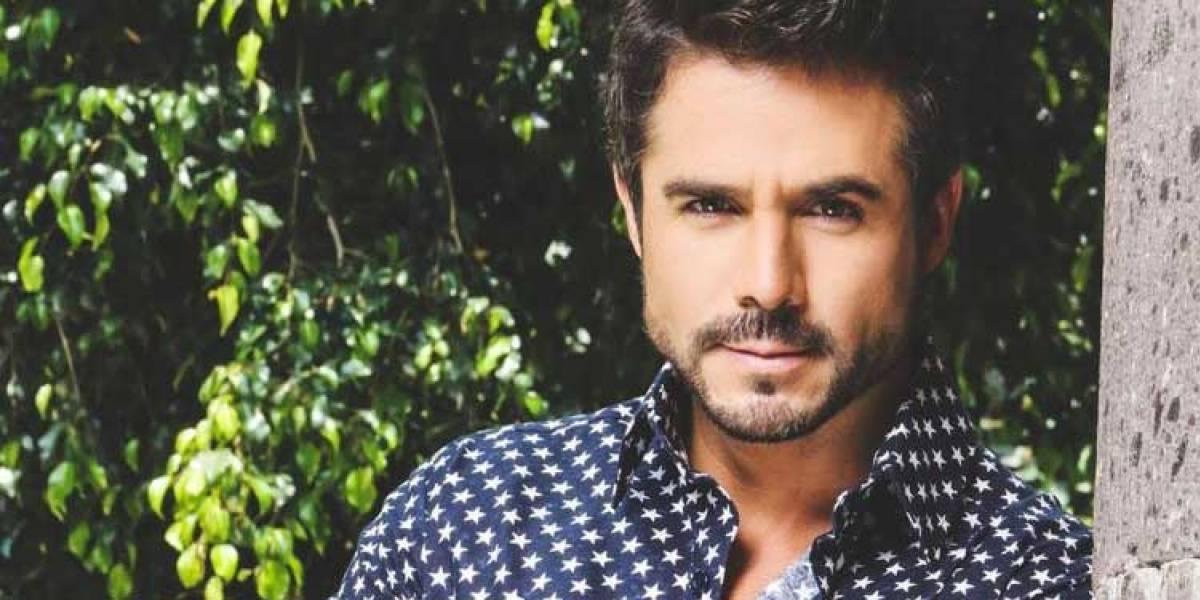 """Mira cómo cambió José Ron a través de las telenovelas, desde su debut hasta """"Te doy la vida"""""""