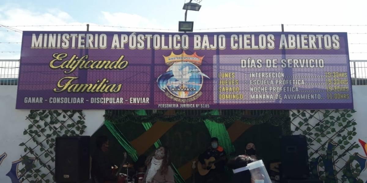 ¡Por Dios! Pastor evangélico fue detenido en Arica por realizar culto con 50 personas