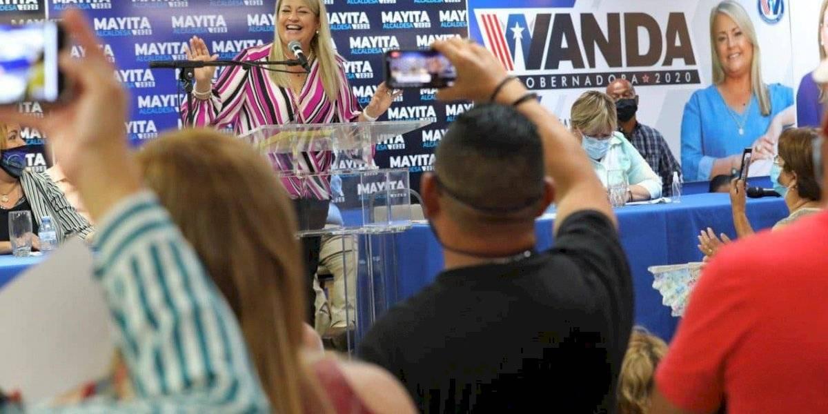 Wanda dice que no hará más caravanas ni actividades políticas con mucha gente