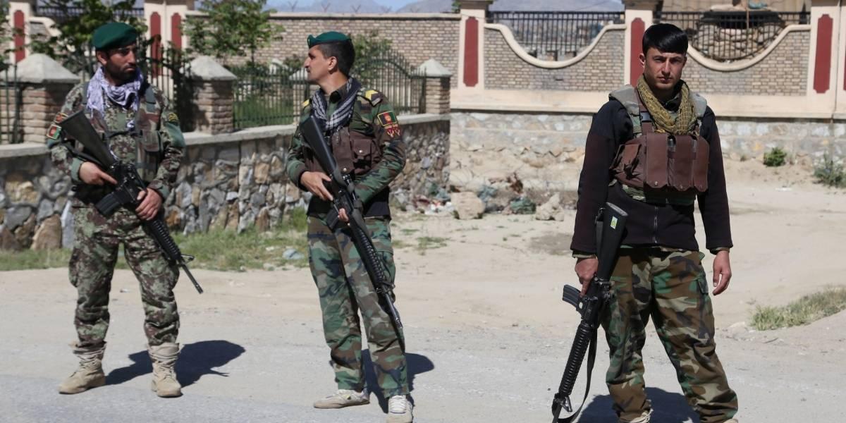 AMP2.- Afganistán.- Al menos 10 muertos y más de 50 heridos en un ataque talibán contra un centro de Inteligencia afgano