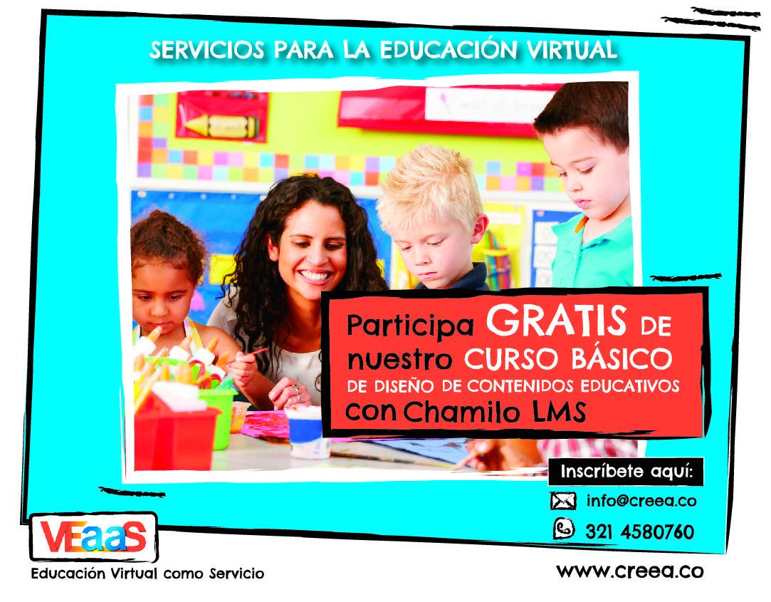Creea: Servicios para la educación virtual
