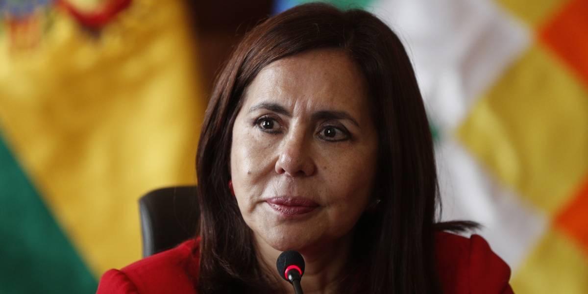 Gobierno de Bolivia es atacado por el covid: seis ministros y la presidente interina están infectados