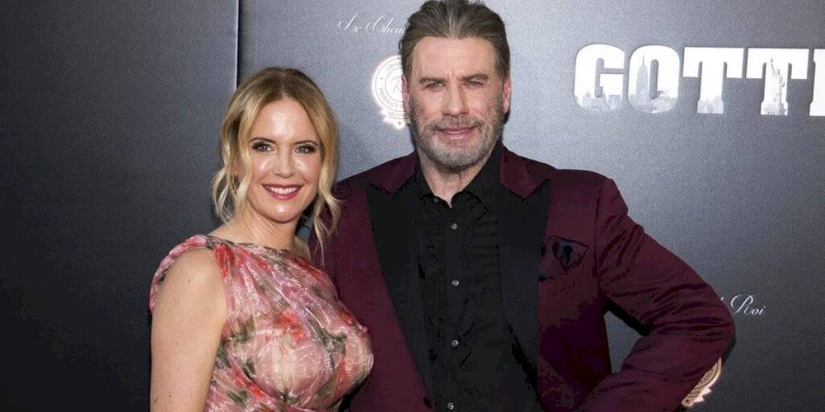 Fallece Kelly Preston, actriz y esposa de John Travolta