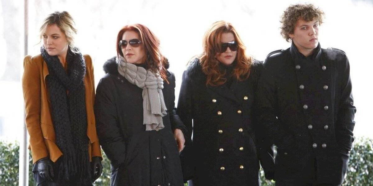 """La familia Presley de duelo: nieto del """"Rey"""" muere a los 27 años"""