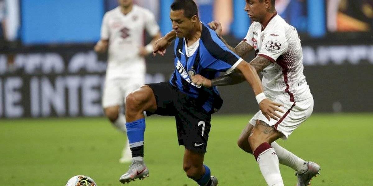"""Volvió el """"Niño Maravilla"""": Alexis fue figura en triunfo del Inter"""