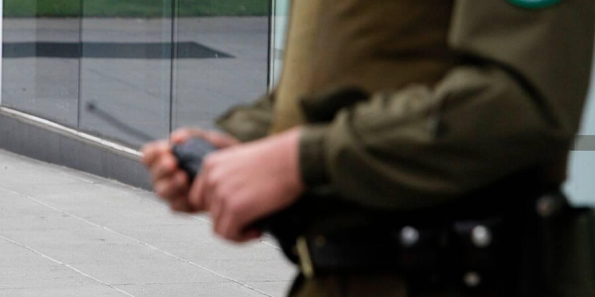 Militar (r) repelió a balazos intento de asalto en Vitacura: un delincuente quedó herido de gravedad