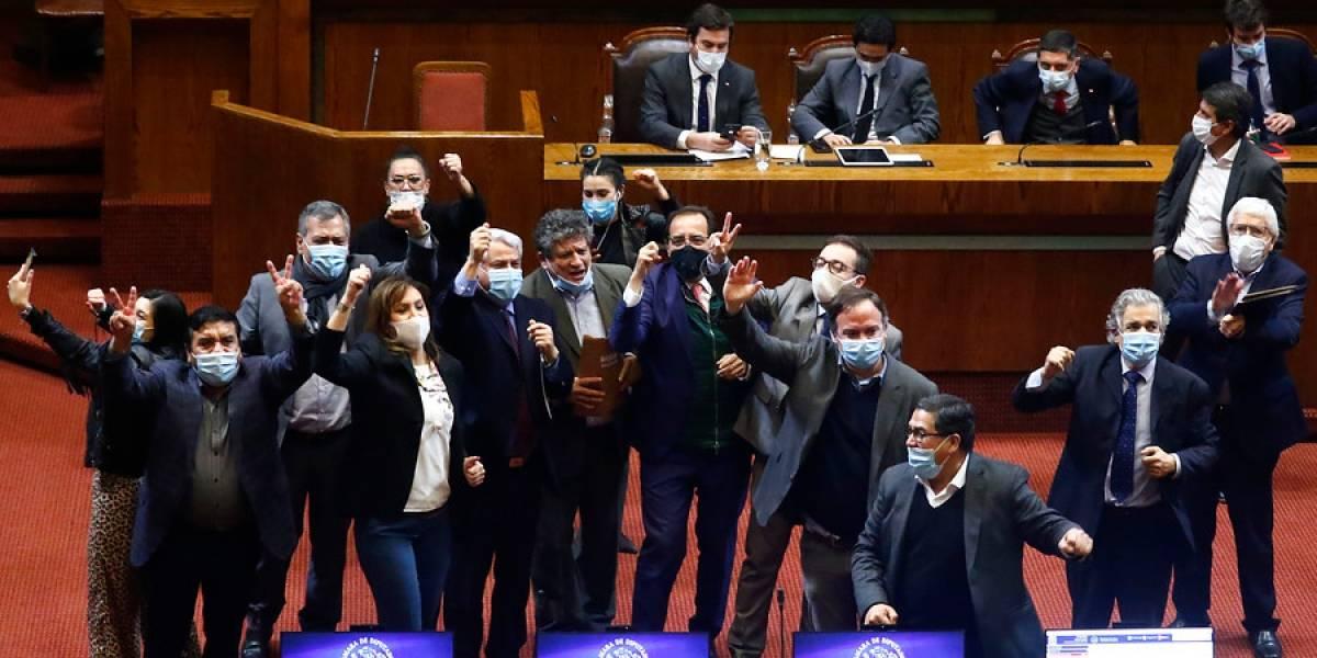 Diputados solicitan que sesiones por el retiro del 10% de fondos AFP sea transmitida por TV abierta