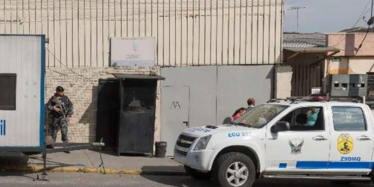 Cárcel 4 de Quito es la más segura para Salcedo, según su abogado