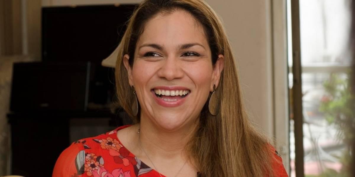 Prefectura del Guayas condecora a la activista María Gabriela Pacheco