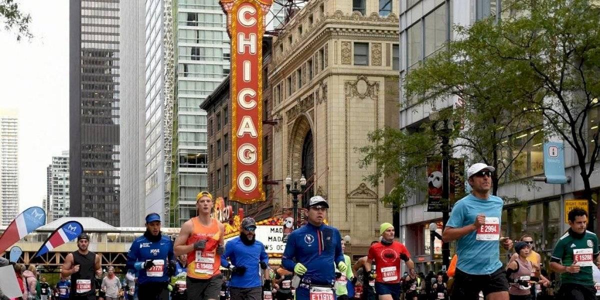 Cancelan maratón de Chicago debido a pandemia de la Covid-19