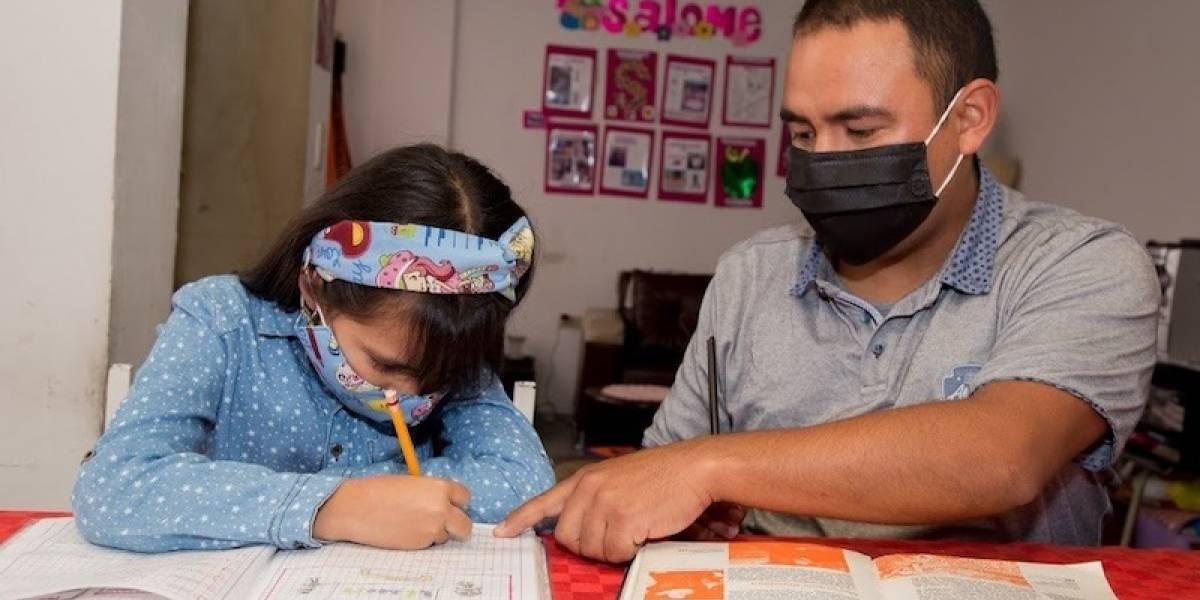 Solo el 8,4% de los padres de familia en Bogotá quieren que sus hijos vuelvan al colegio