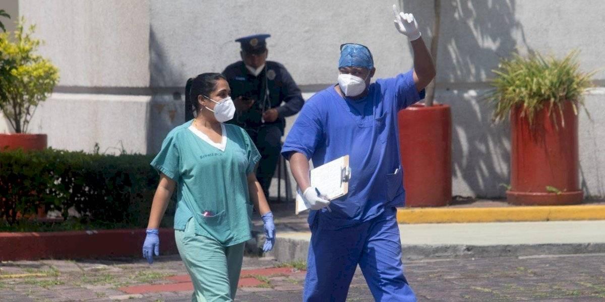 México supera los 300 mil casos acumulados de Covid-19; suman 35,491 muertes