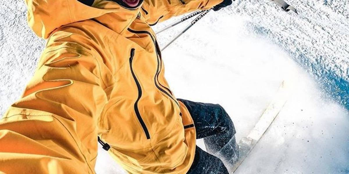 The North Face lanza en Chile, Futurelight: la prenda de vestir que revoluciona el mundo del deporte