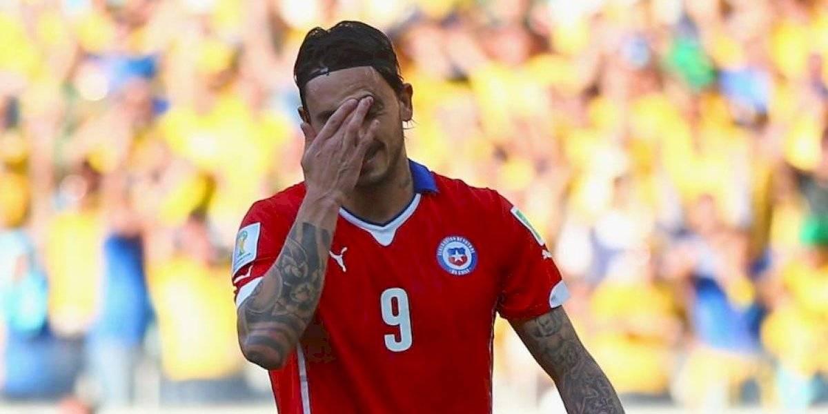 """Pinilla y si su tiro ante Brasil hubiera terminado en gol: """"Quizás estaría separado viviendo en un penthouse a lo Hugh Hefner"""""""