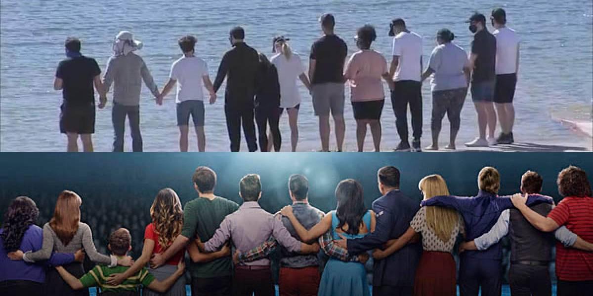Elenco de Glee rindió homenaje a Naya Rivera al borde del lago Piru