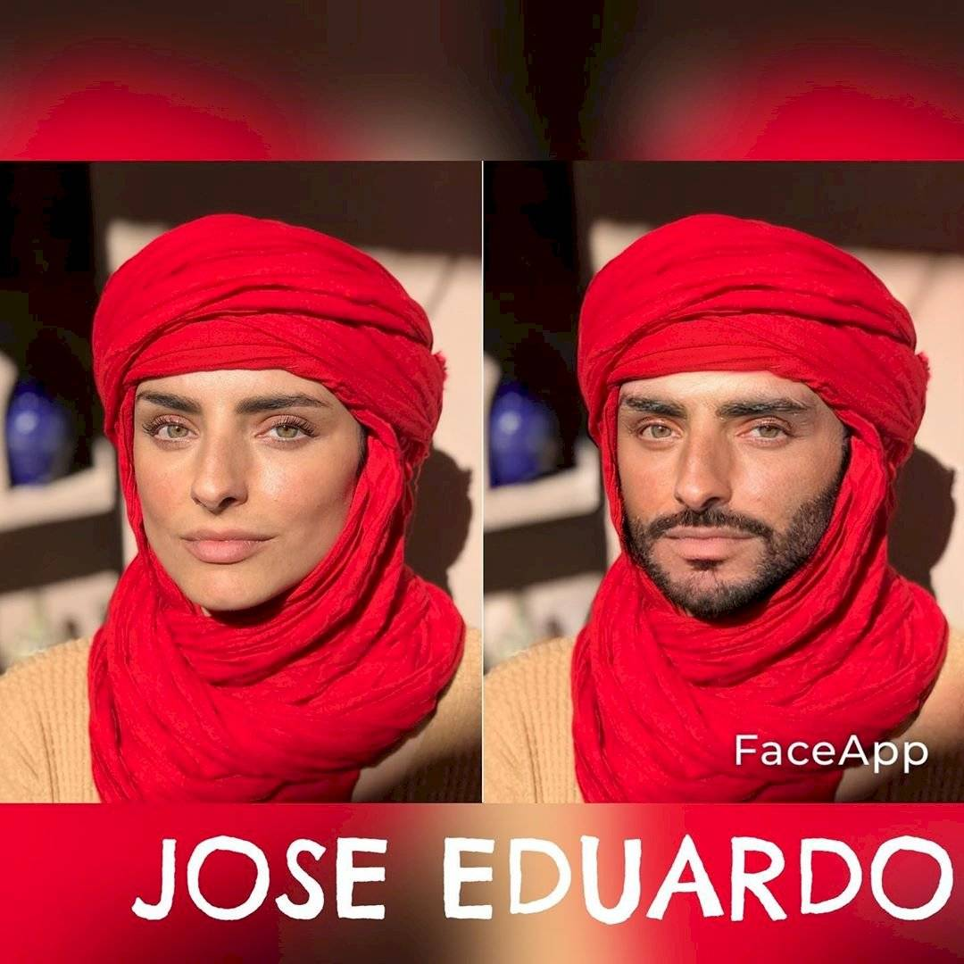 Aislinn y José Eduardo son dos gotas de agua
