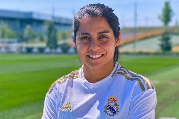 Kenti Robles ficha con Real Madrid y se convierte en la primera jugadora mexicana en el equipo