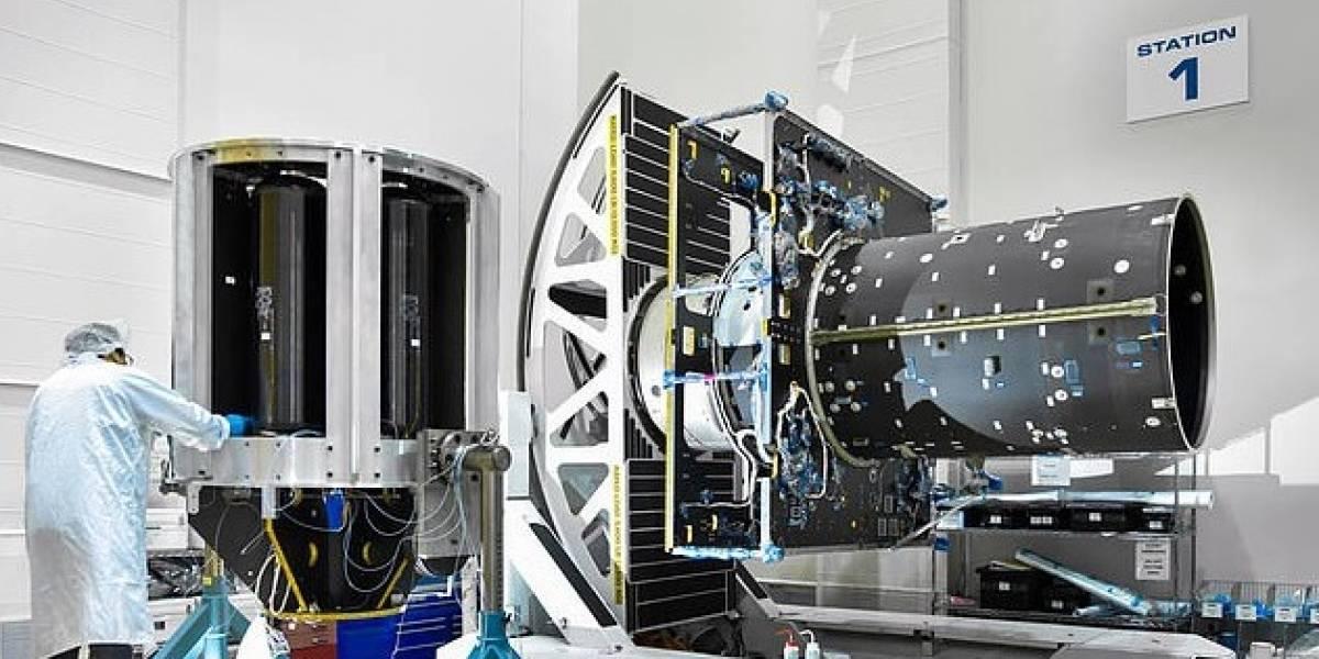 """La NASA comenzó la fabricación de la nave viajará a Psique, el """"multimillonario"""" asteroide del espacio"""