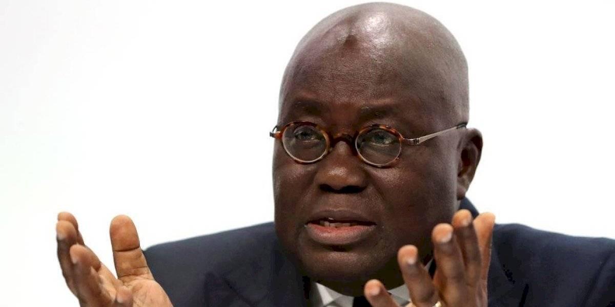 Es Falso que el presidente de Ghana dijera que la Fundación Rockefeller planeara la pandemia