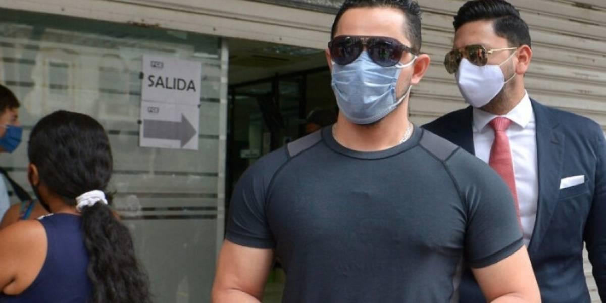 """Abraham Muñoz: """"Señor juez temo por mi vida"""", dijo en audiencia de venta de medicinas del IESS"""