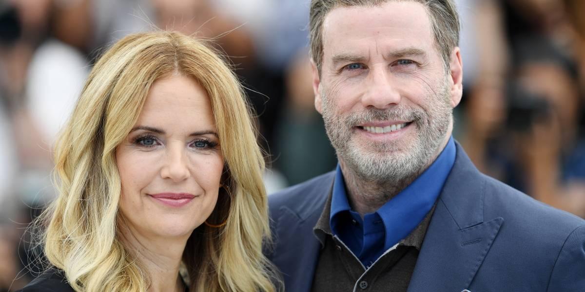 Muere de cáncer mamario esposa de John Travolta, la actriz Kelly Preston