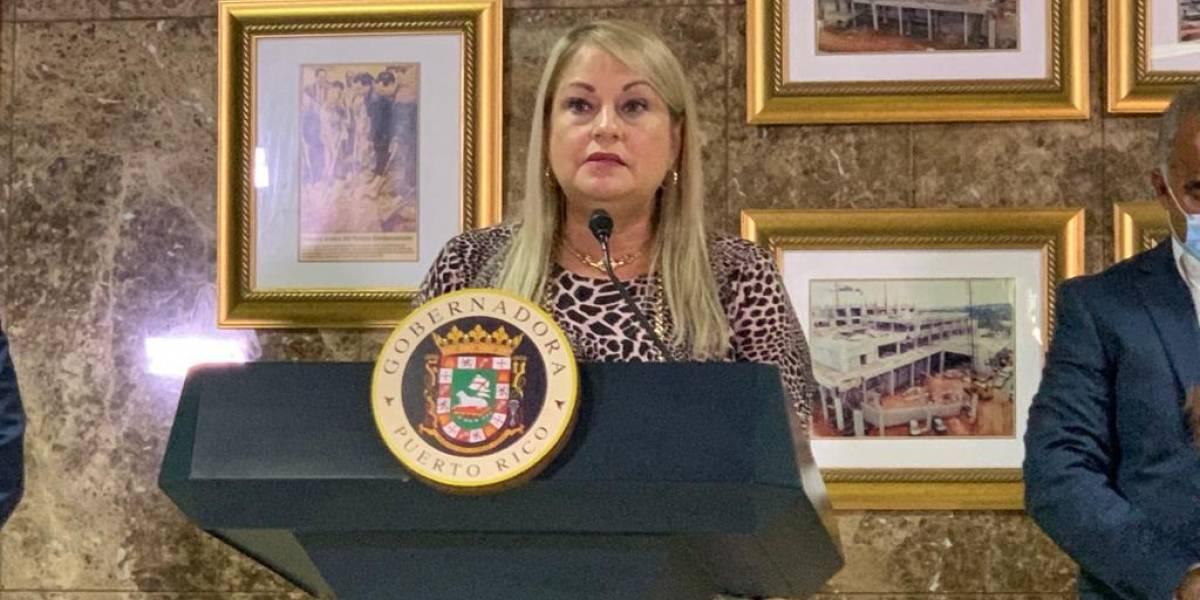 Gobernadora concluye reunión con Task Force y habla sobre coronavirus
