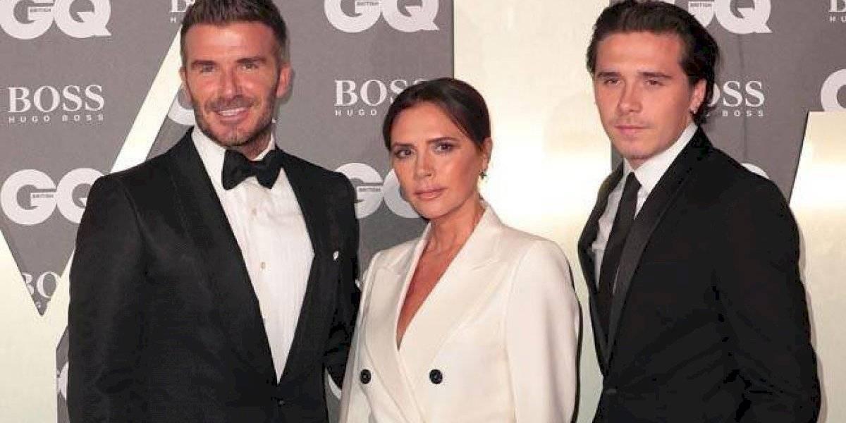Generoso regalo de los Beckham a su hijo Brooklyn por su compromiso