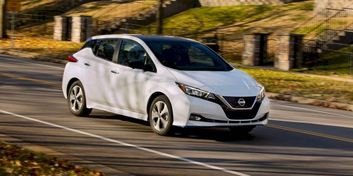 Segunda generación del Nissan LEAF disponible en Puerto Rico