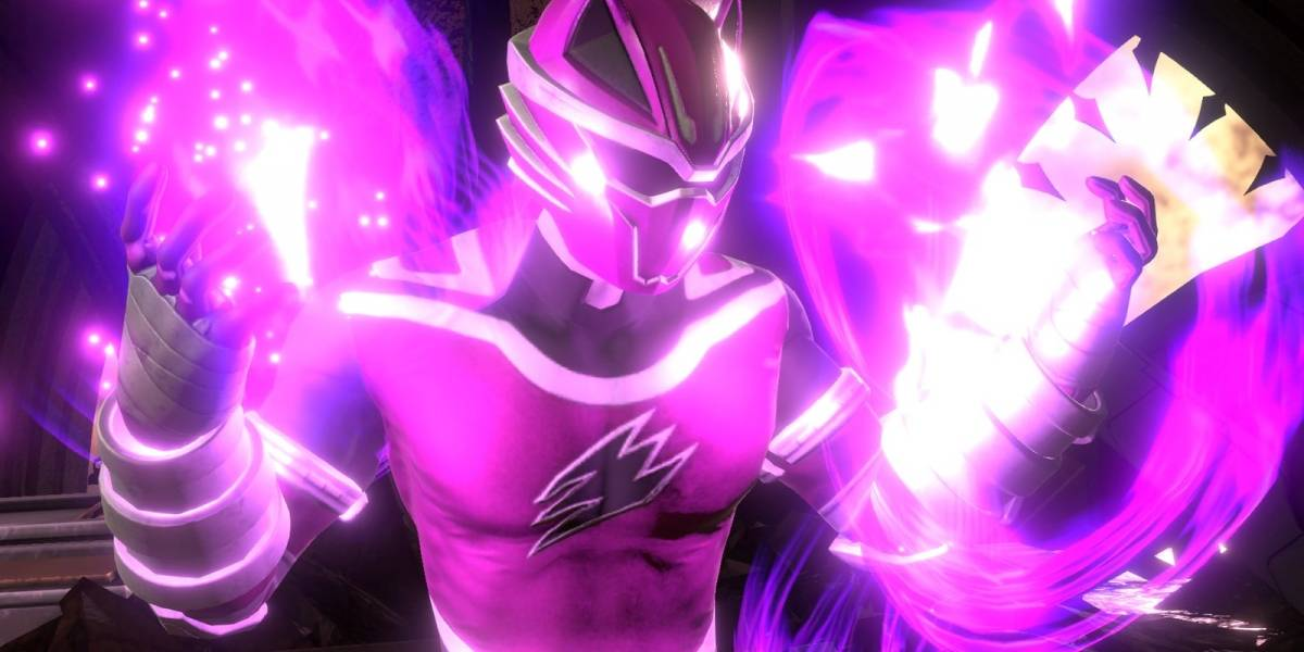 Robert 'RJ' James chega no título 'Power Rangers: Battle for the Grid'