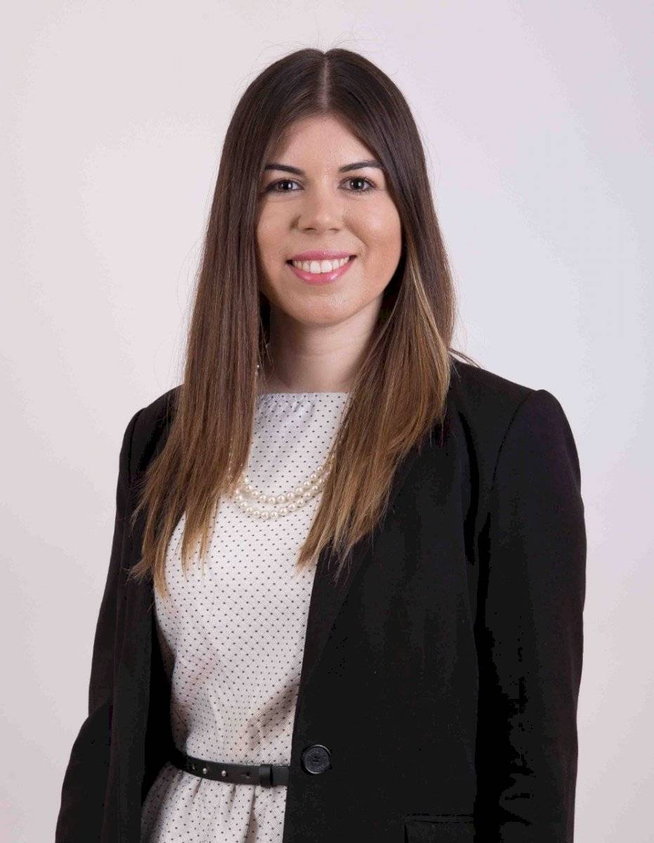 Ana Velásquez Osorio.