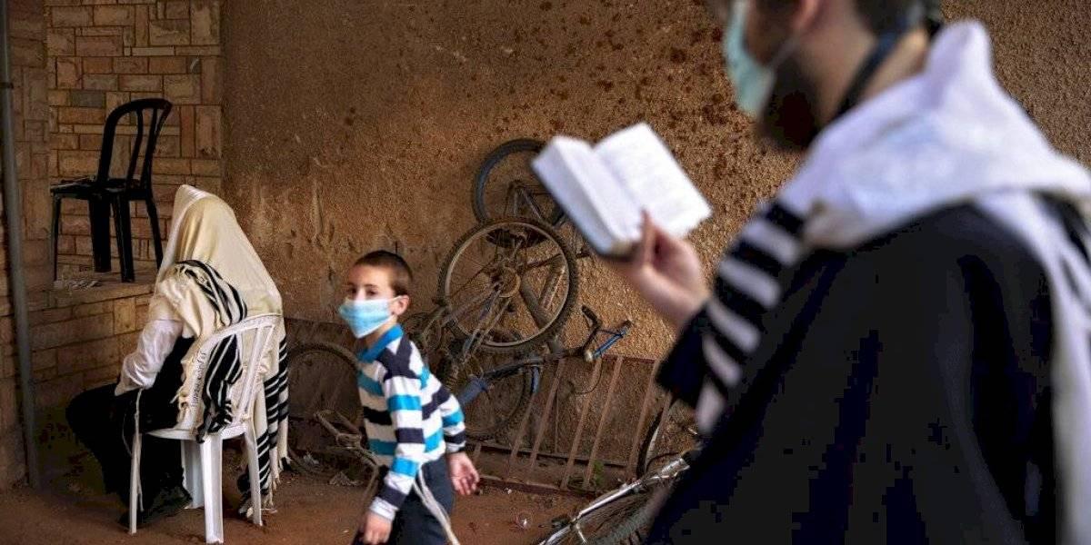 Israel confirma nuevo récord de 1.681 casos nuevos