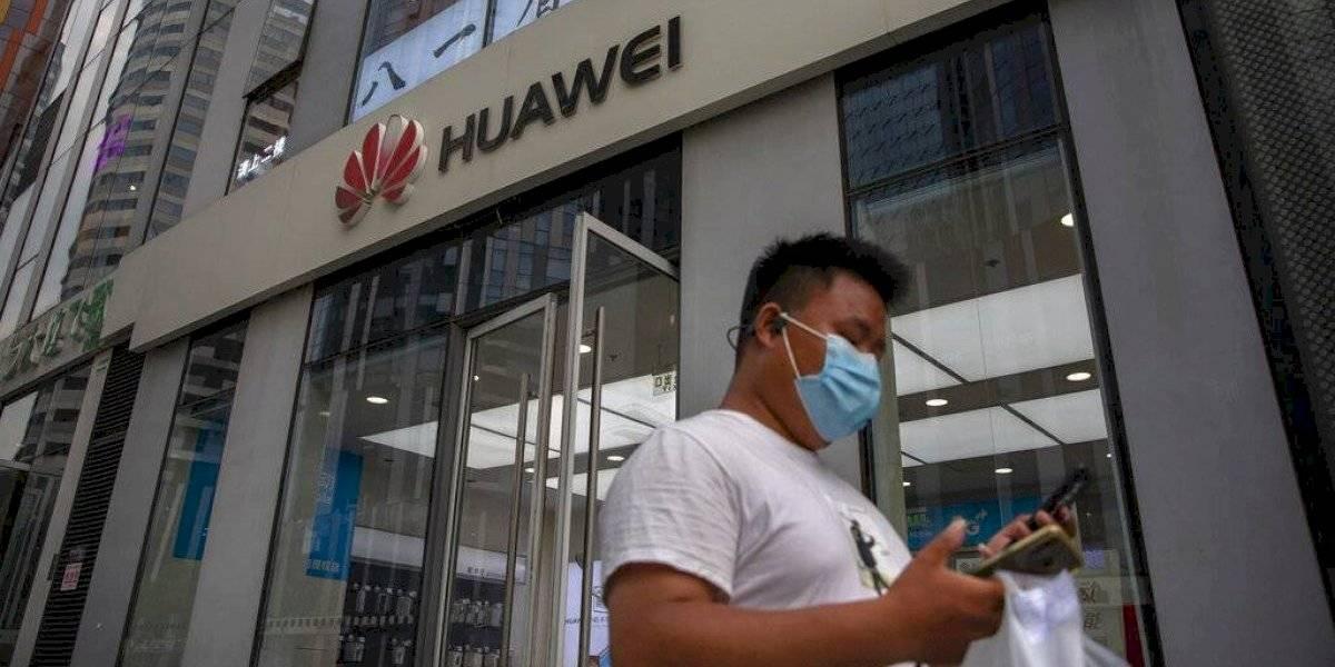 Gran Bretaña excluye a Huawei de red celular de alta velocidad
