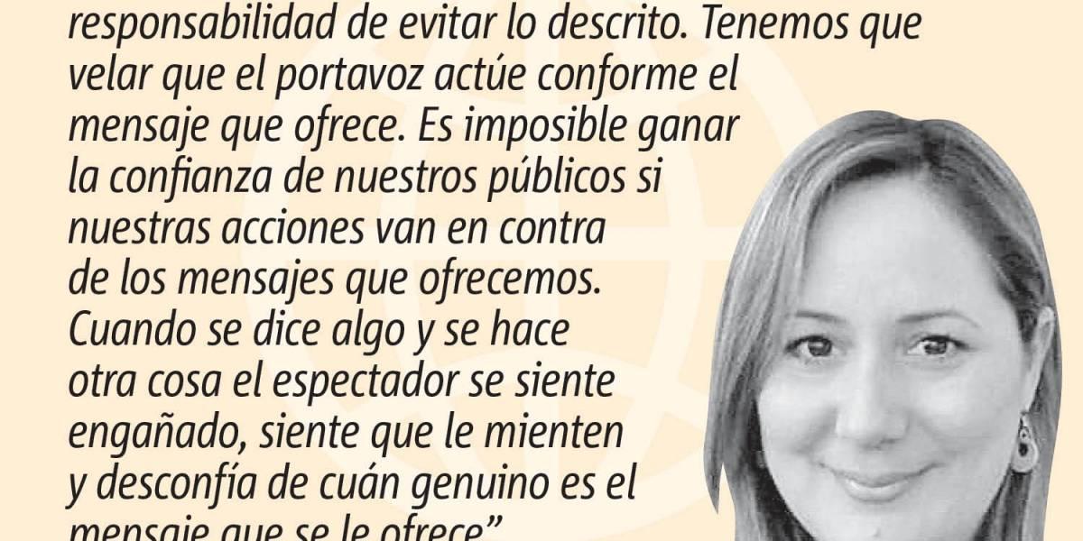 Opinión de Aracelys Otero: Cuando el gobierno dice una cosa y hace otra