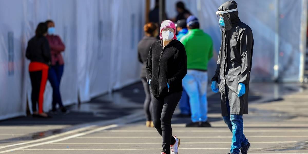 Ecuador casi alcanza los 70 mil casos de coronavirus