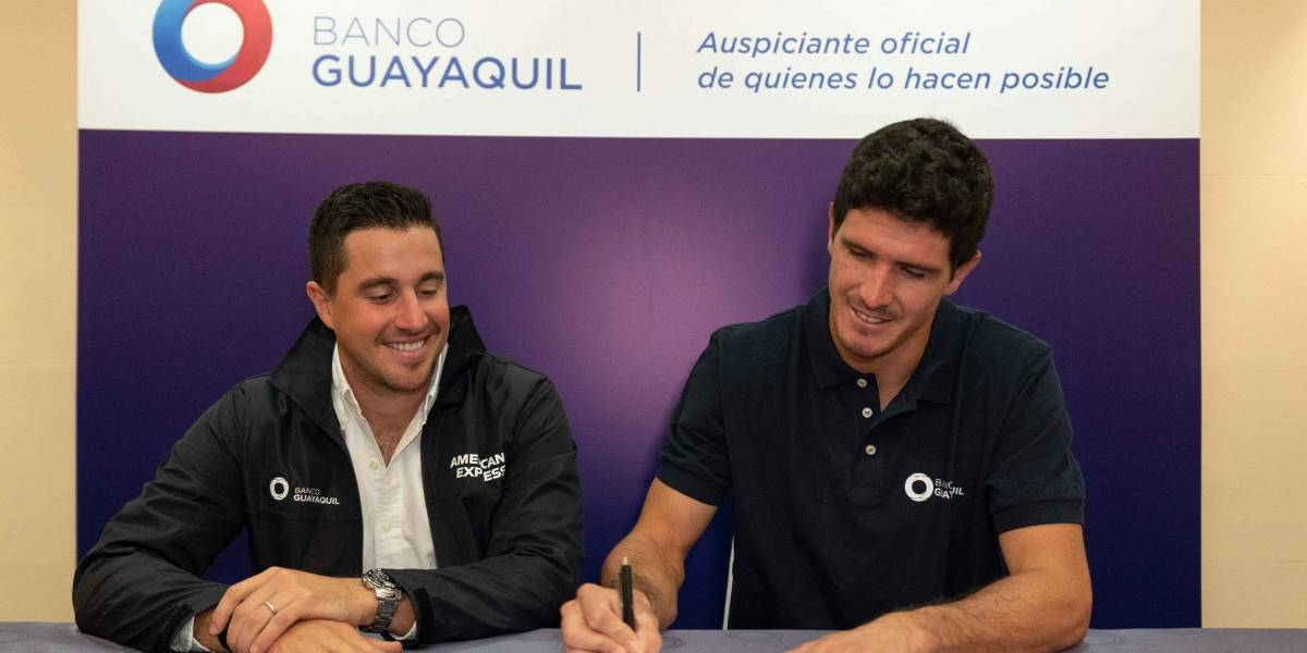 Banco Guayaquil reitera su compromiso con el deporte ecuatoriano